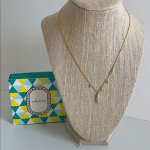 Stella & Dot Aurora Drop Necklace